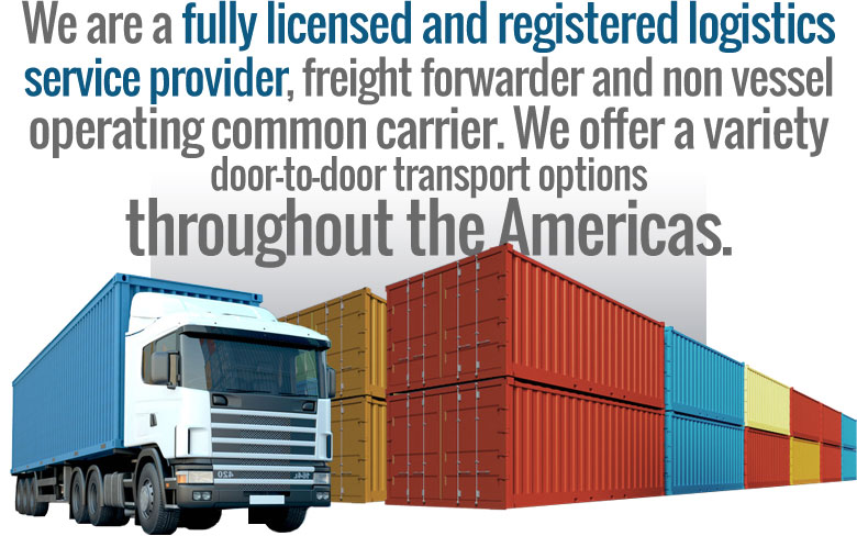 COLTRANS USA Inc, - International Freight Forwarders